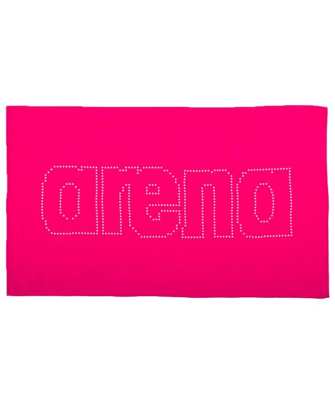 Полотенце Arena Haiti Fresia Rose/White