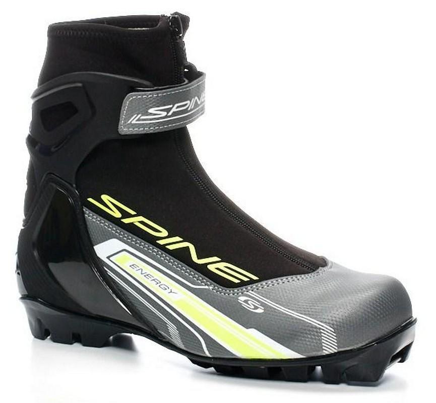 Ботинки лыжные Spine Energy 258 NNN