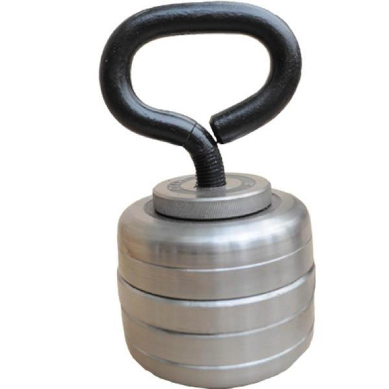 Гиря наборная Атлант 12 кг (хром. сталь)