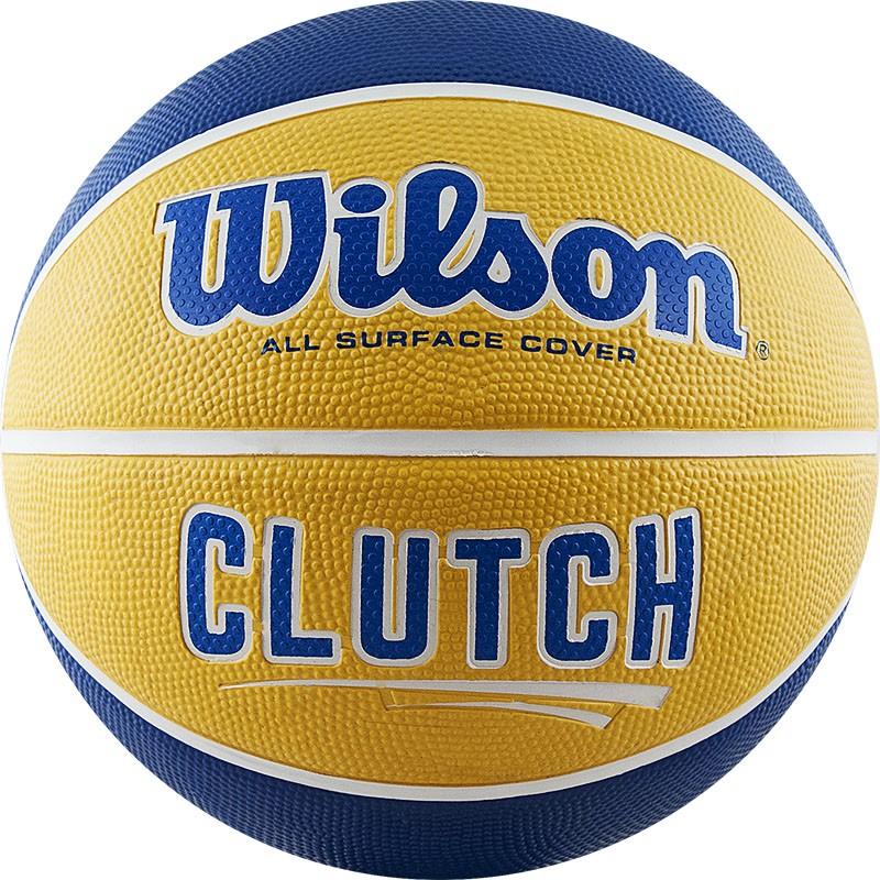 Купить Баскетбольный мяч Wilson Clutch WTB14199XB07 р.7,