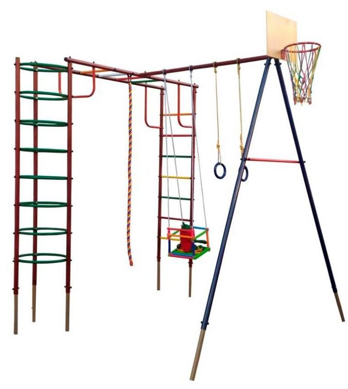 Купить Детский спортивный комплекс Вертикаль Сатурн, дачный, Детские спортивные комплексы, площадки