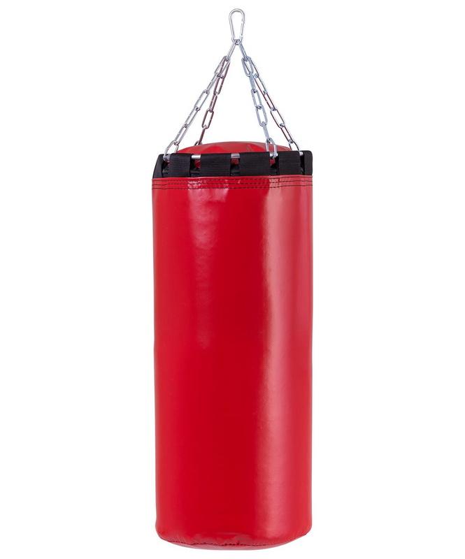 Купить Мешок боксерский Р, 120 см, 55 кг, тент, NoBrand