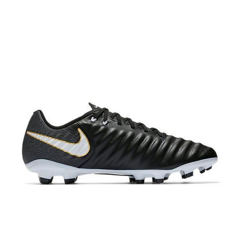 Бутсы футбольные Nike Tiempo Ligera IV FG 897744-002 SR черные