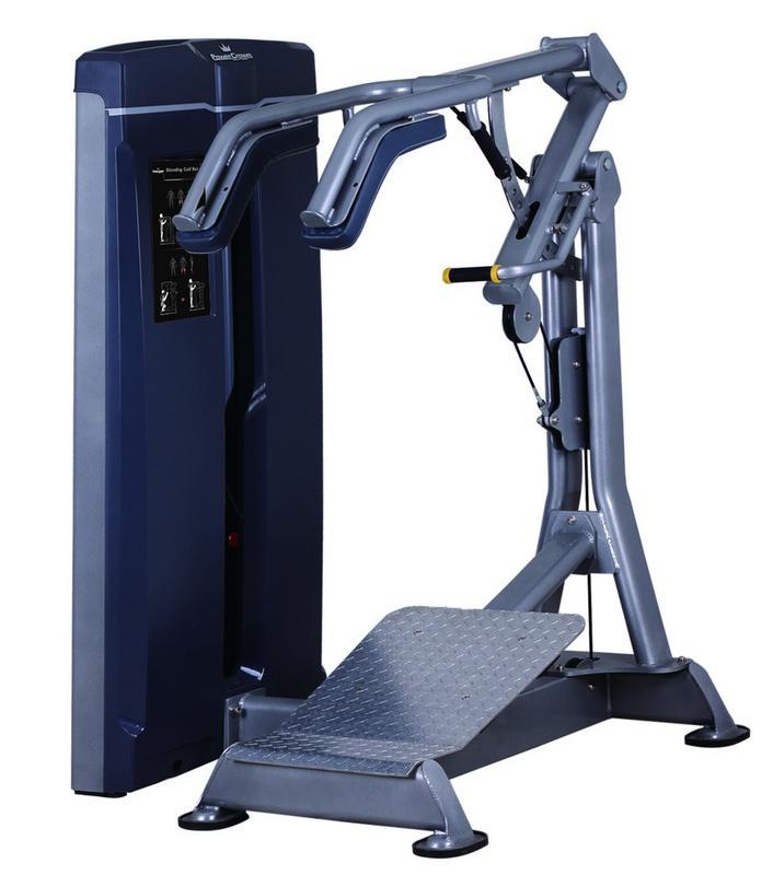 Приседания, Икроножные стоя Kraft Fitness KFWSC регулируемая скамья kraft fitness kffiuby