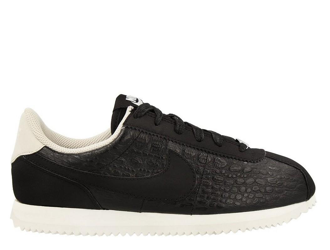 Кроссовки Nike Cortez Basic Ltr Se GS Shoe Girls' AA3043-001