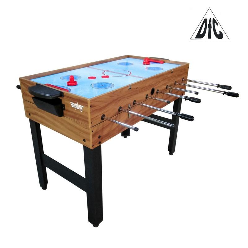 Игровой стол DFC Surprise 3 в 1 GS-GT-1256