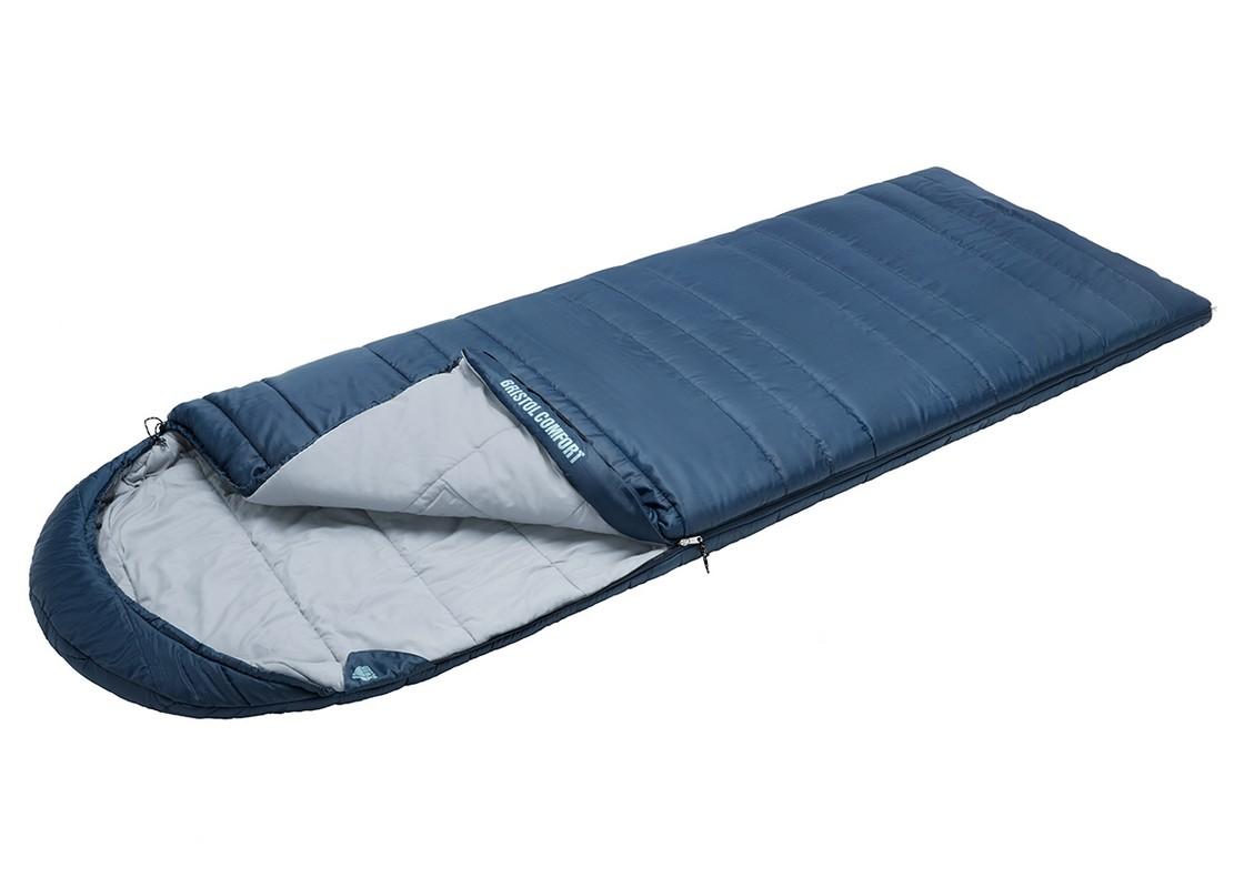 Спальник Trek Planet Bristol Comfort 70373-R синий