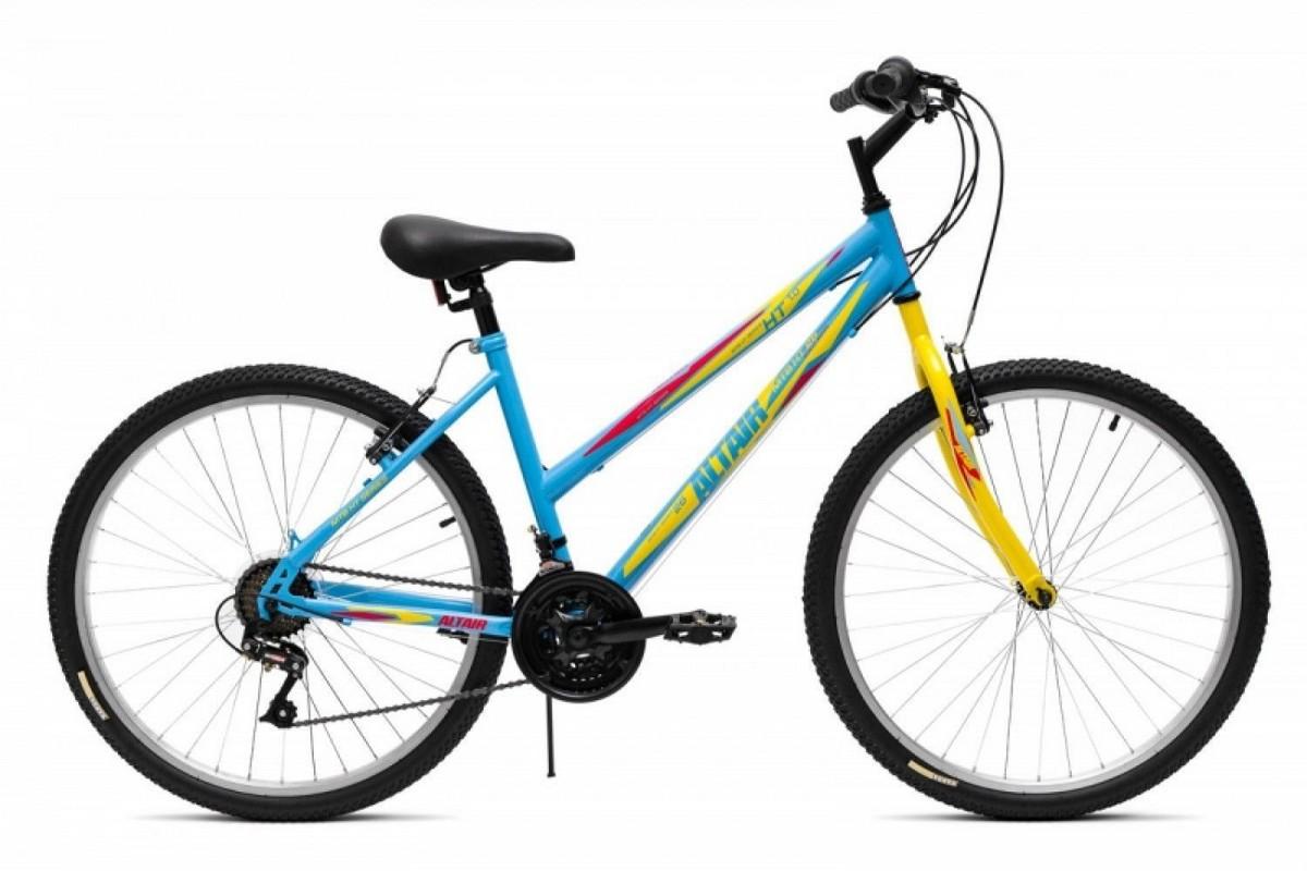 Велосипед Altair MTB HT 26 1.0 Lady (2017) голубой