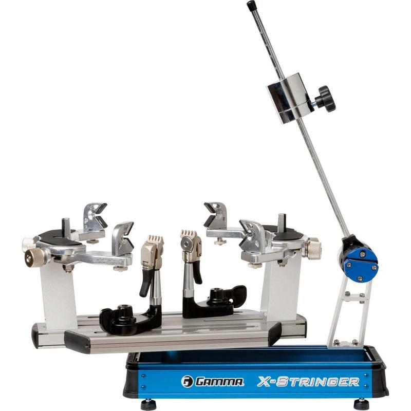 Механический станок Gamma X-Stringer X-6FC zinger пилка diamond тонкая с алмазным напылением 132 мм