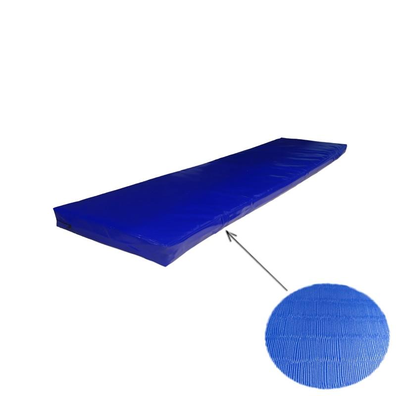 Купить Мат гимнастический 200х50х5 тент-антислип холлофайбер Dinamika ZSO-001349,