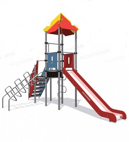 Купить Игровой комплекс Romana 101.03.09, ДСК для улицы