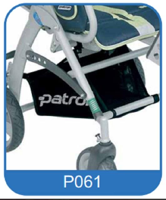 Корзина для кресла-коляски Titan Deutschland GmbH Р061