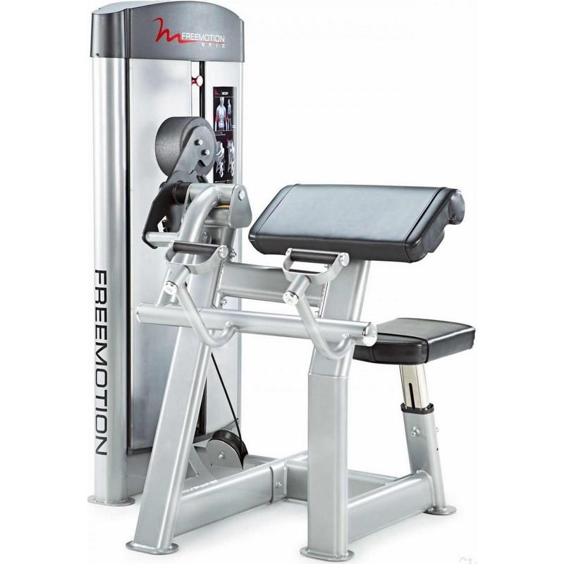 Бицепс-машина Kraft Fitness KFWBC регулируемая скамья kraft fitness kffiuby