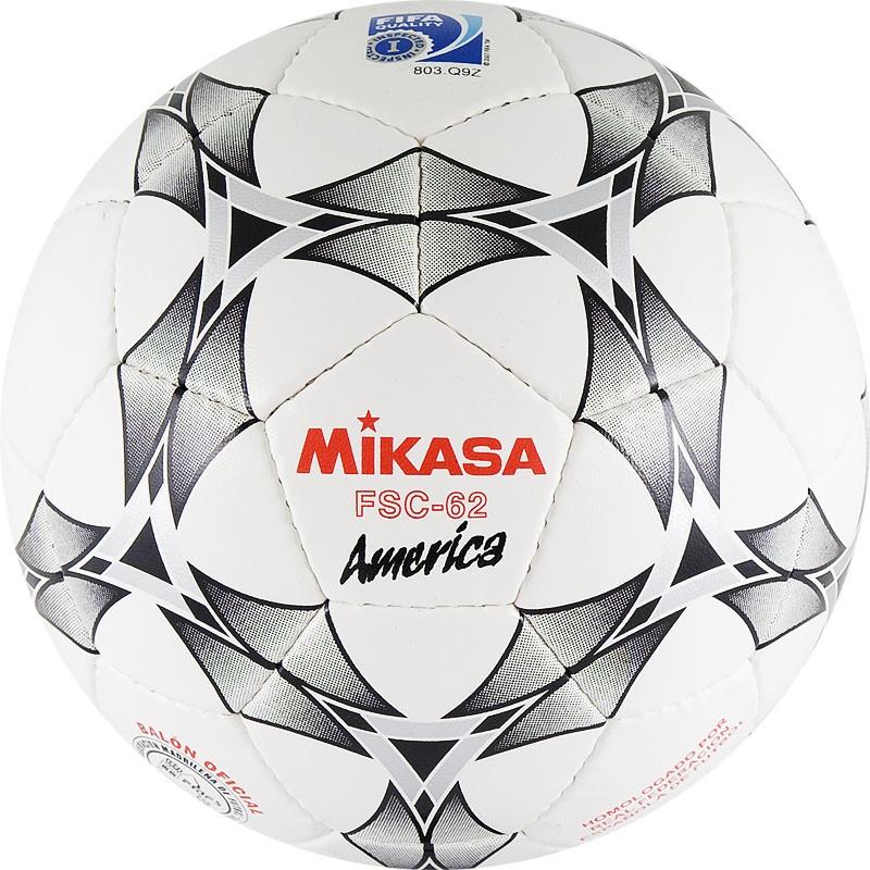 Мяч футзальный Mikasa FSC-62 America р.4 фото