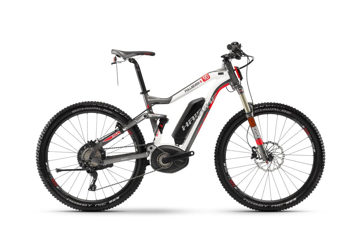 Электровелосипед HaiBike Xduro FullSeven S 9.0 500Wh 11s XT (2018)