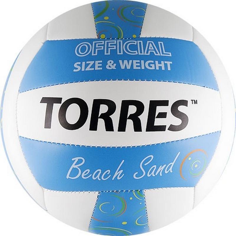 Волейбольный мяч Torres Beach Sand Blue р.5