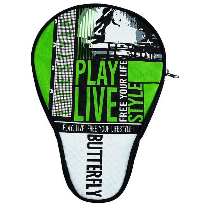 Чехол для ракетки для настольного тенниса Butterfly Free your Style