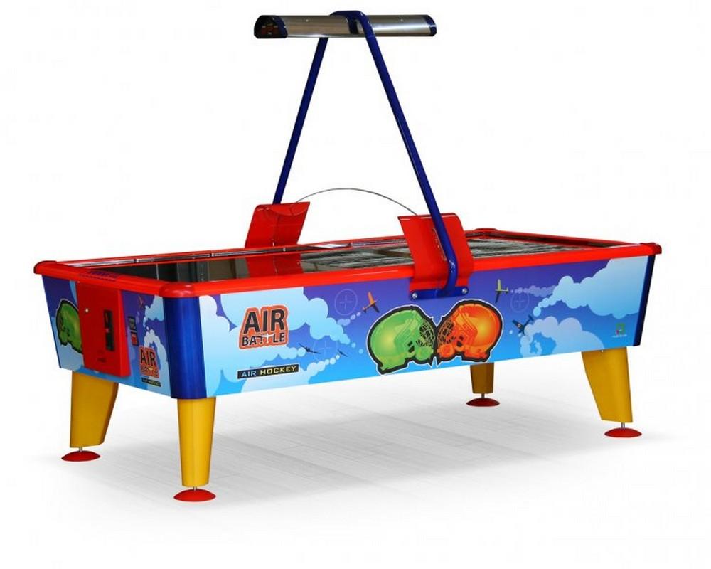 Аэрохоккей Weekend Air Battle 8 ф (жетоноприемник, купюроприемник)  57.004.08.1