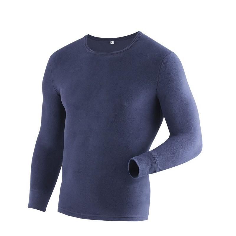 Фуфайка Laplandic L21-1990S/NV мужская синяя кальсоны мужские laplandic heavy цвет синий l21 1990p nv размер 4xl 60