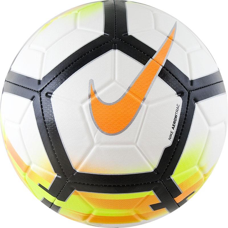 Мяч футбольный Nike Strike р.5 мяч футбольный nike premier team fifa р 5