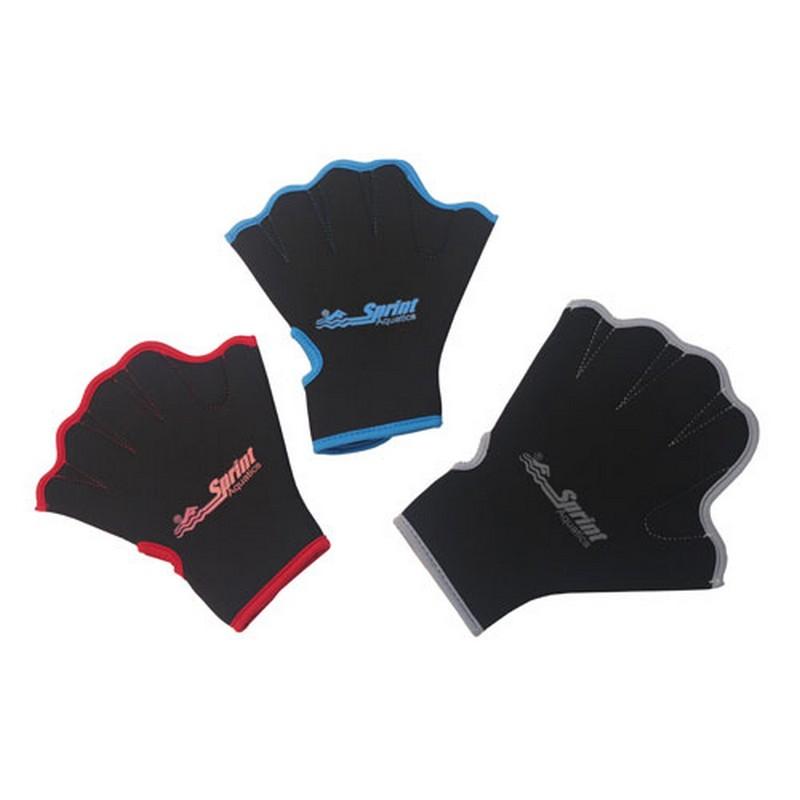 Купить Перчатки Sprint Aquatics Aqua Gloves 783,