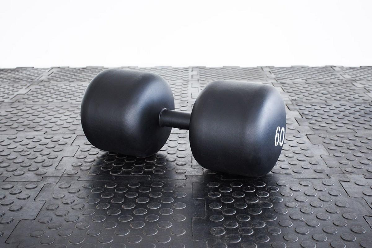 Купить Гантель Stecter Strong, 60 кг 2392,