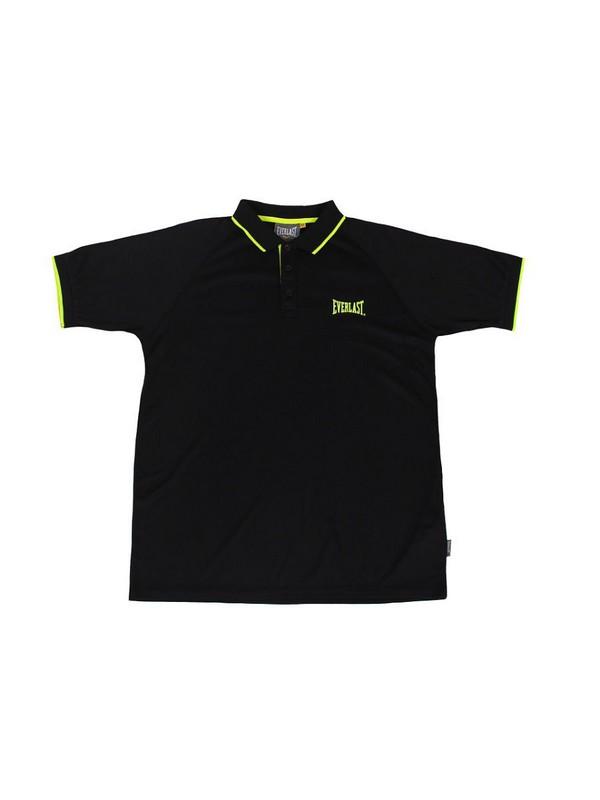 Поло Everlast Sports Brights черный EVR9703 L BK everlast куртка