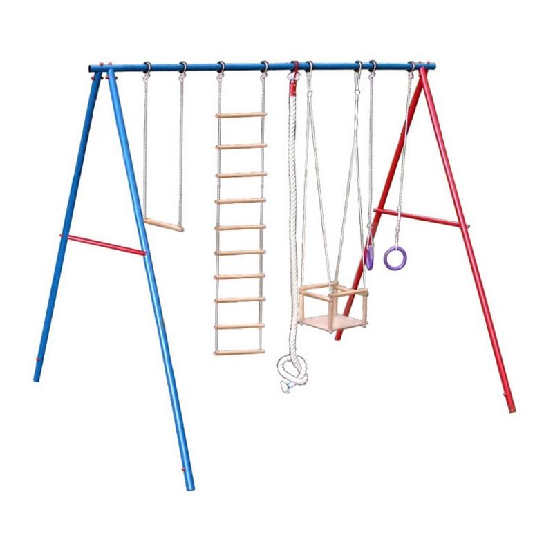 Купить Детский спортивный комплекс Вертикаль Вертикаль-А дачный мини, Детские спортивные комплексы, площадки