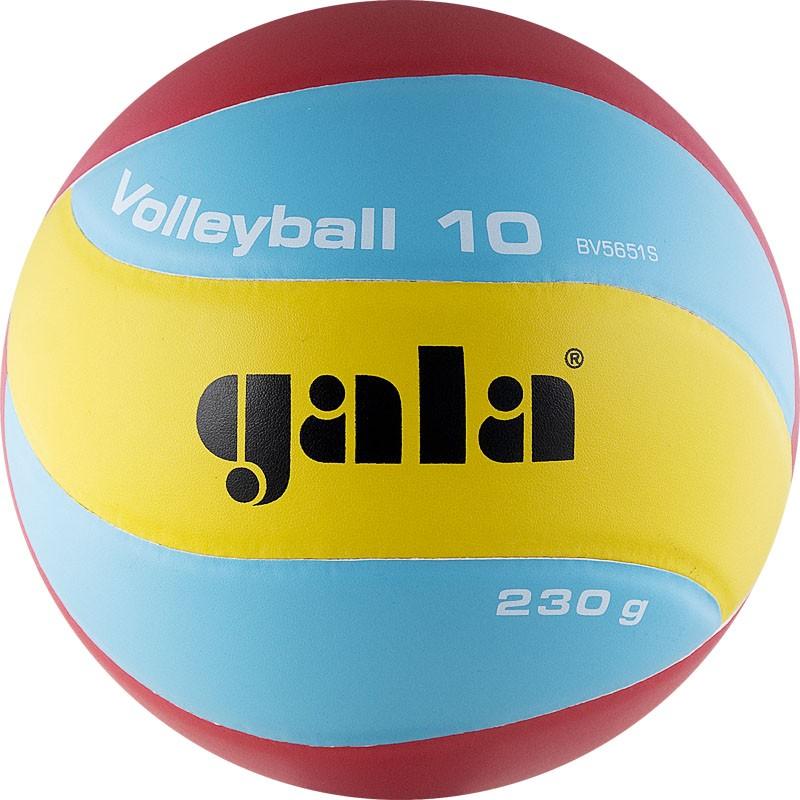 Мяч волейбольный Gala 230 Light 10 р.5 BV5651S мяч волейбольный gala school 10