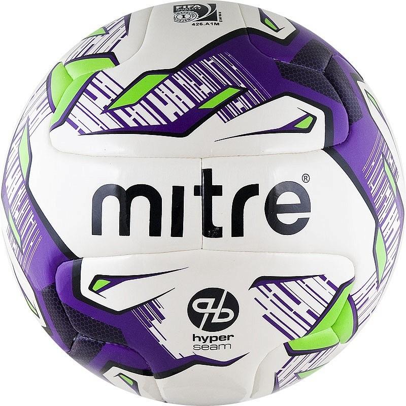Мяч футбольный Mitre Manto BB1071WPF матчевый,р.5 mitre manto