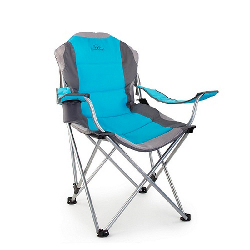 Кресло складное Greenwood 3-позиционное FC-02 синий