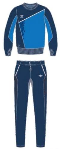 Костюм спортивный Umbro Armada Poly Suit мужской 350315 (791) син/т.син/бел.