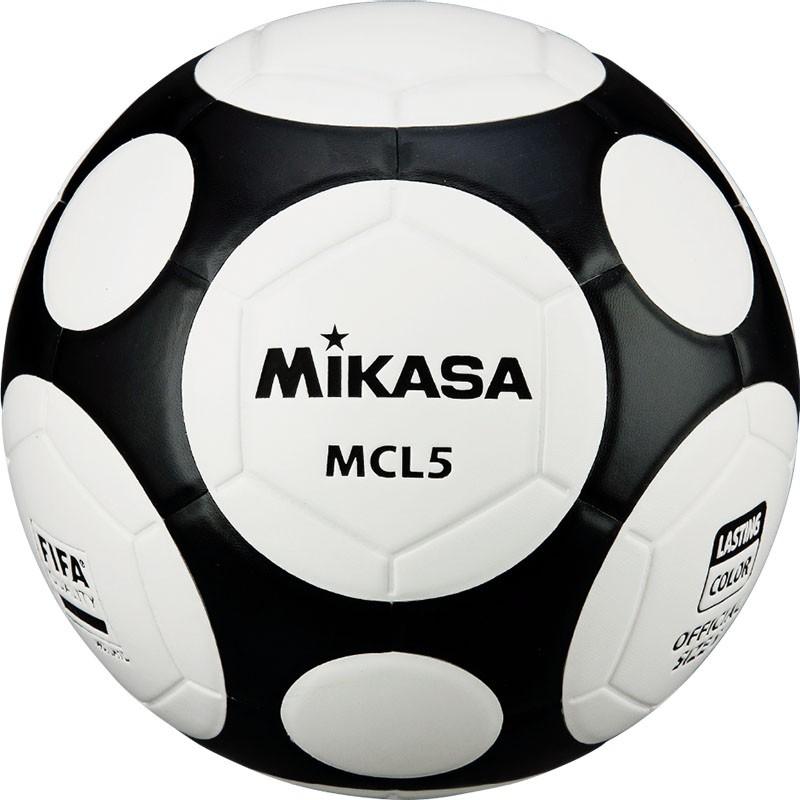 Купить Мяч футбольный Mikasa MCL5-WBK р.5,