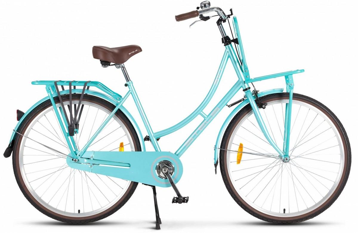 Купить Велосипед Stels Navigator 28 310 Lady V020 2018 Светло-зеленый (LU083548),