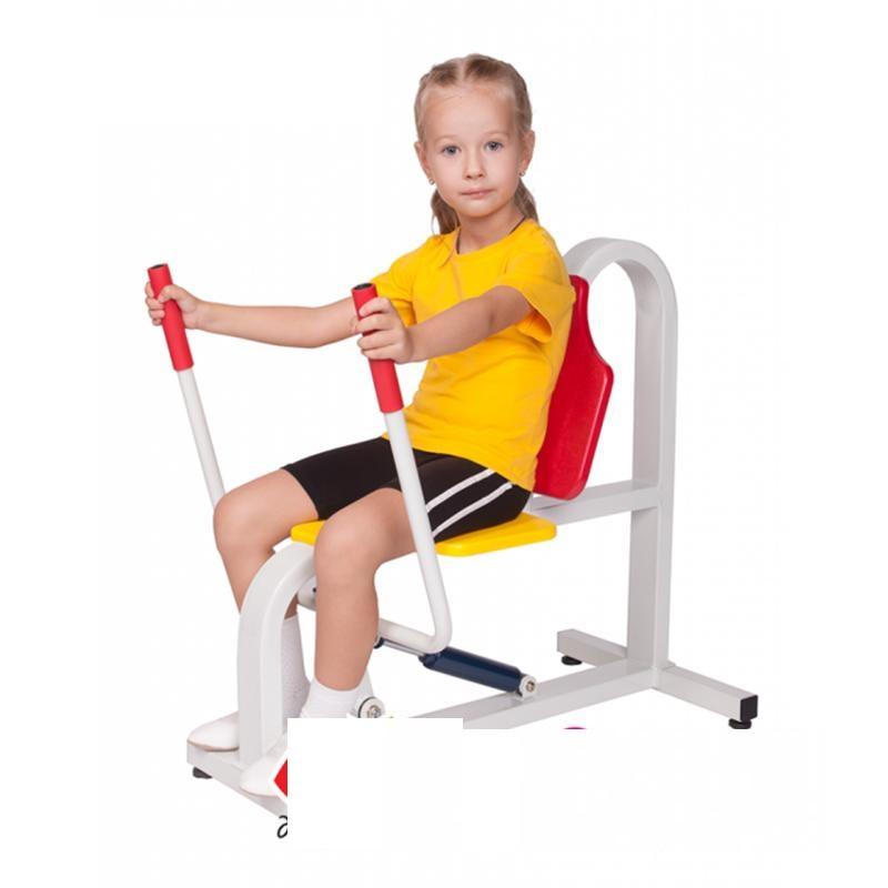 Купить Детский тренажер Жим от груди Moove&Fun MF-E06,