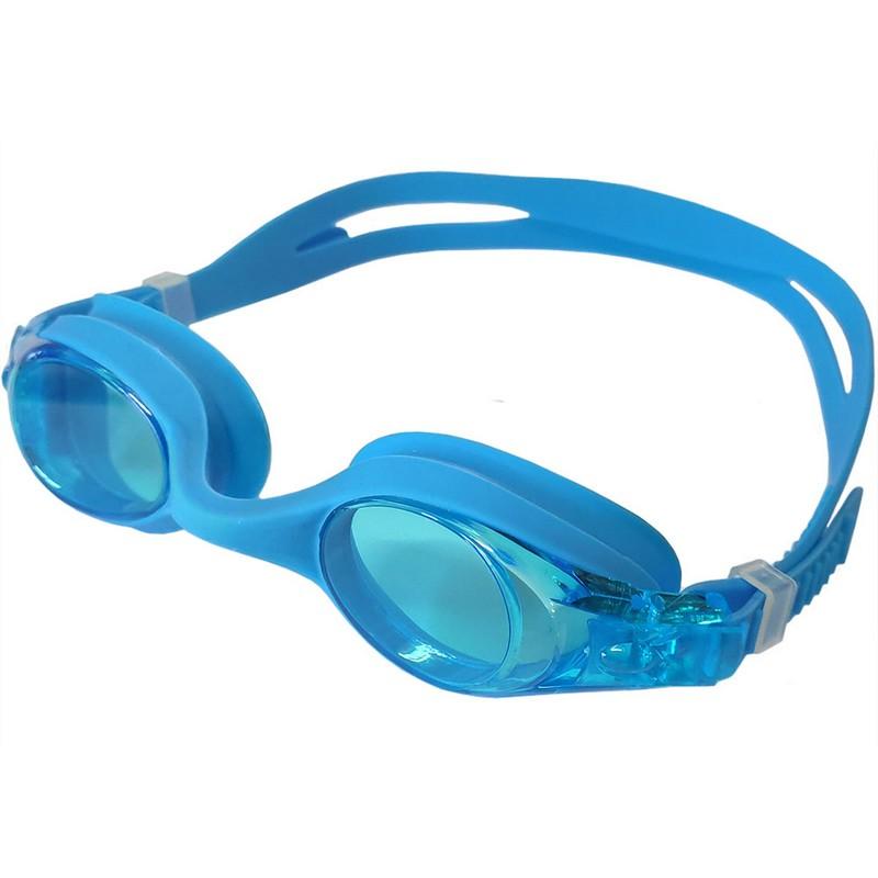 Купить Очки для плавания B31579-0 Голубой, NoBrand