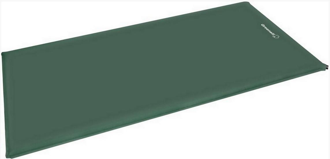 Коврик самонадувающий Greenell Комфорт 198х96х5см