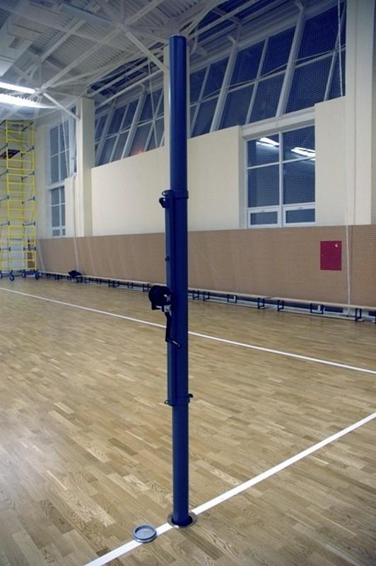 Стойки волейбольные универсальные со стаканами Atlet (пара) IMP-A28