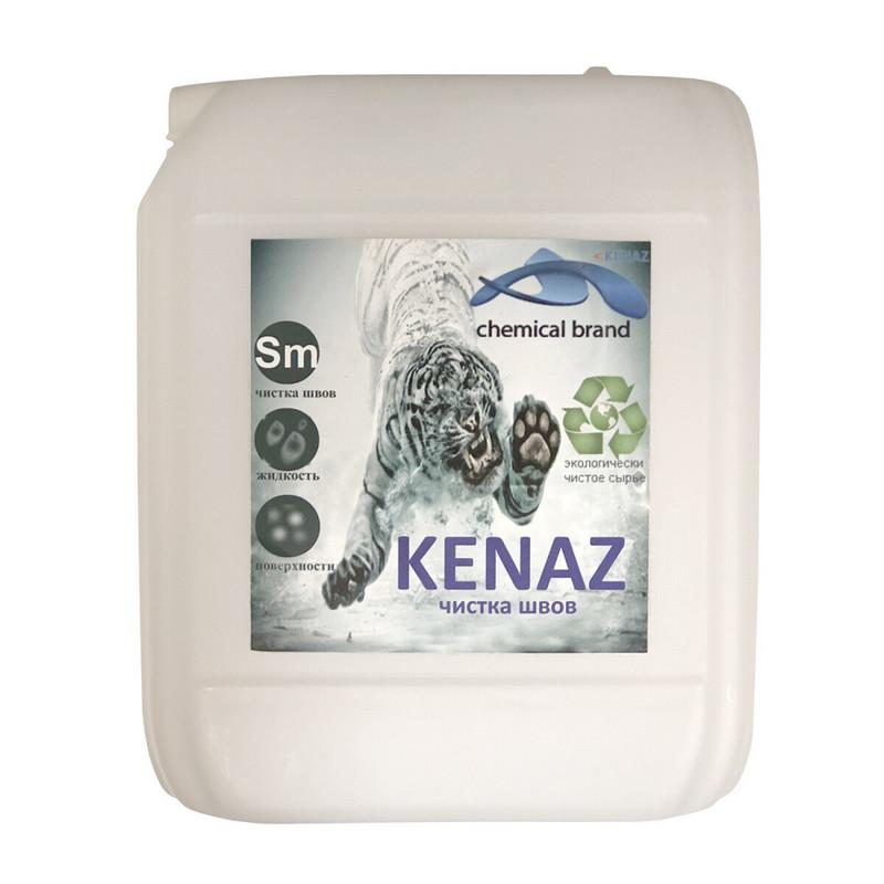 Кеназ Kenaz чистка швов 5л,  - купить со скидкой