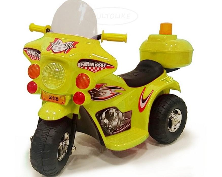 Детский мотоцикл River-Toys Moto HL-218