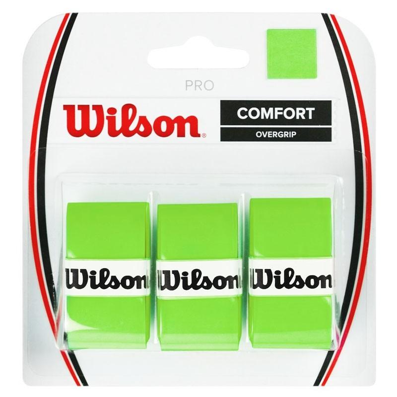 Купить Овергрип Wilson Pro Overgrip RZ470810 салатовый,