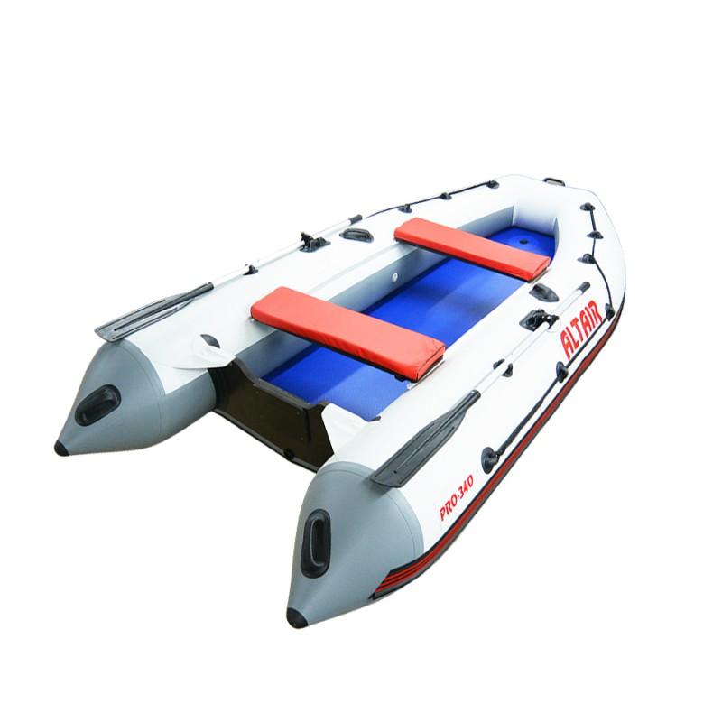 Купить Надувная лодка ПВХ Altair Pro 340 Airdeck,