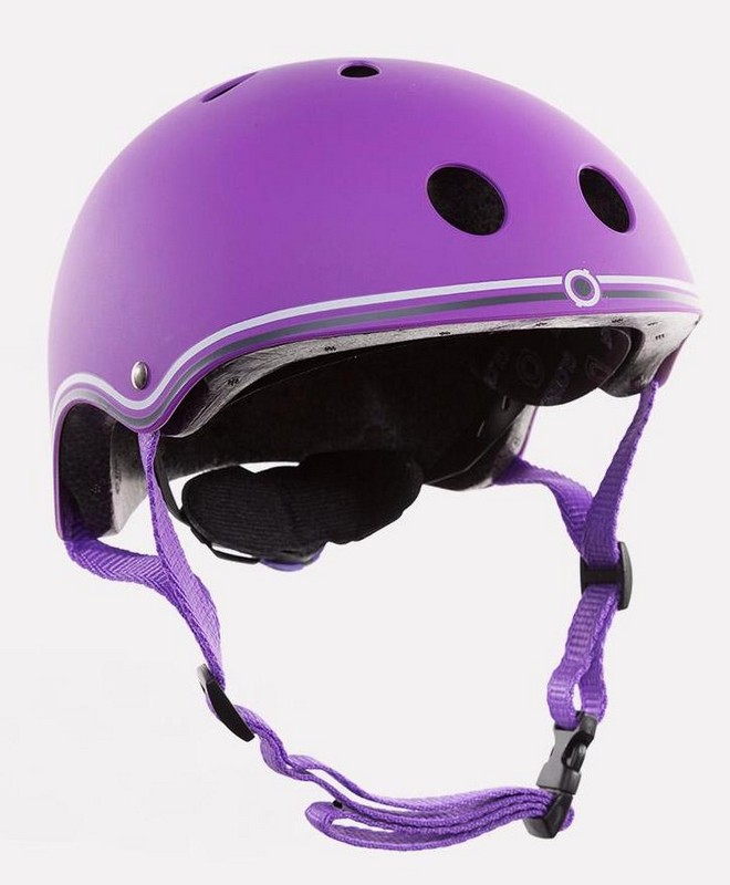 Шлем Globber Helmet Junior Purple