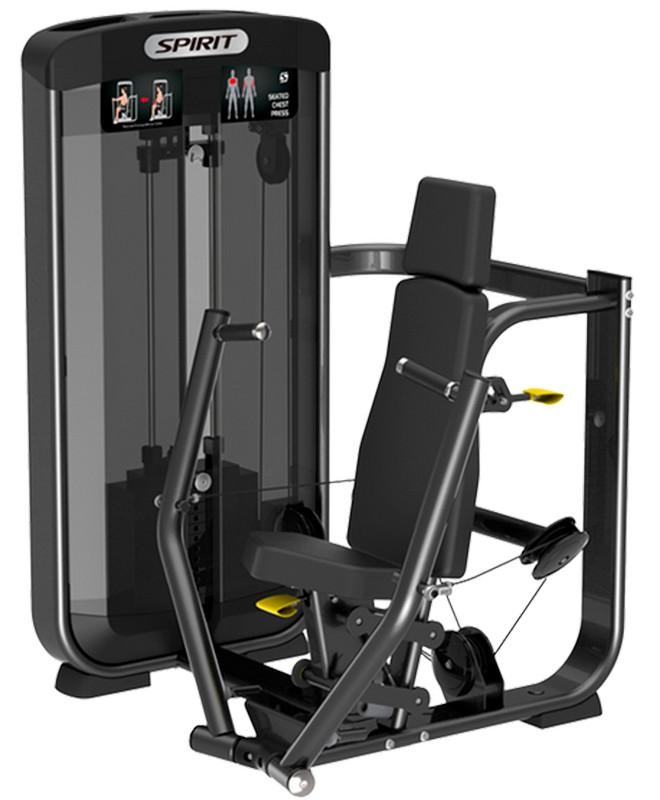 Жим от груди сидя Spirit Fitness SP-3504 (макс.вес)