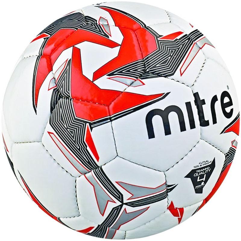 Мяч футзальный Mitre Futsal Tempest р.4 мяч футзальный mitre futsal tempest р 4