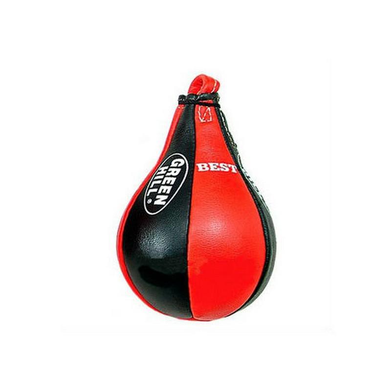 Купить Груша боксерская Green Hill Best №4 SBL-5046-4 черный-красный,