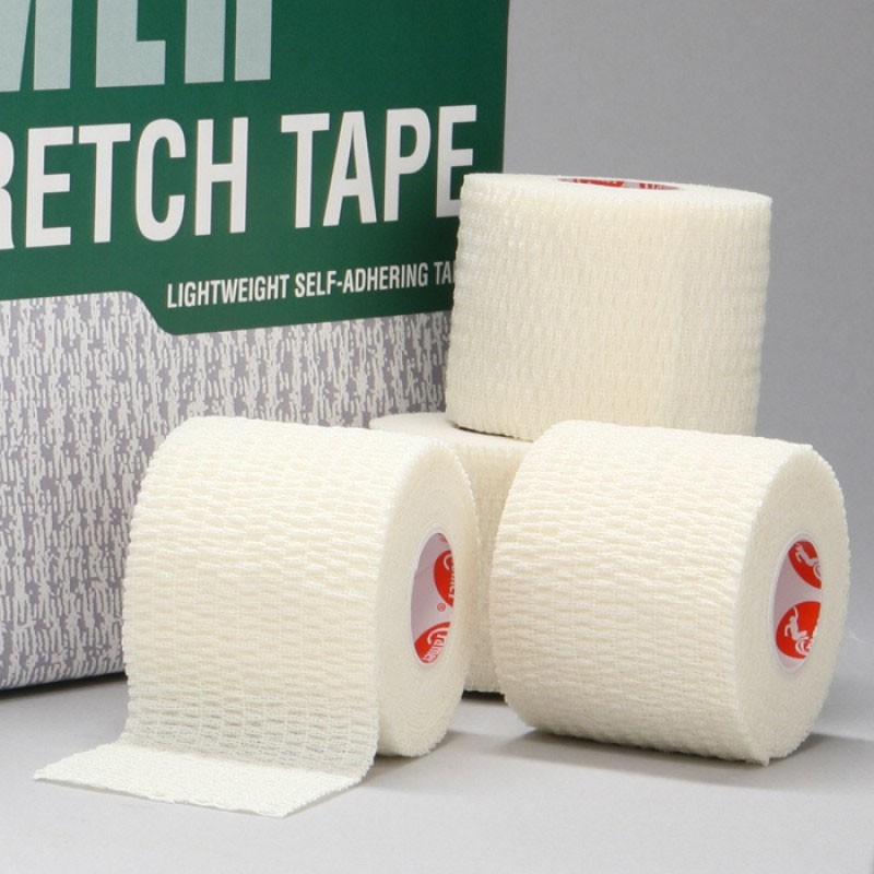 все цены на Тейп спортивный Cramer Eco Flex Stretch Tape 24шт, белый онлайн