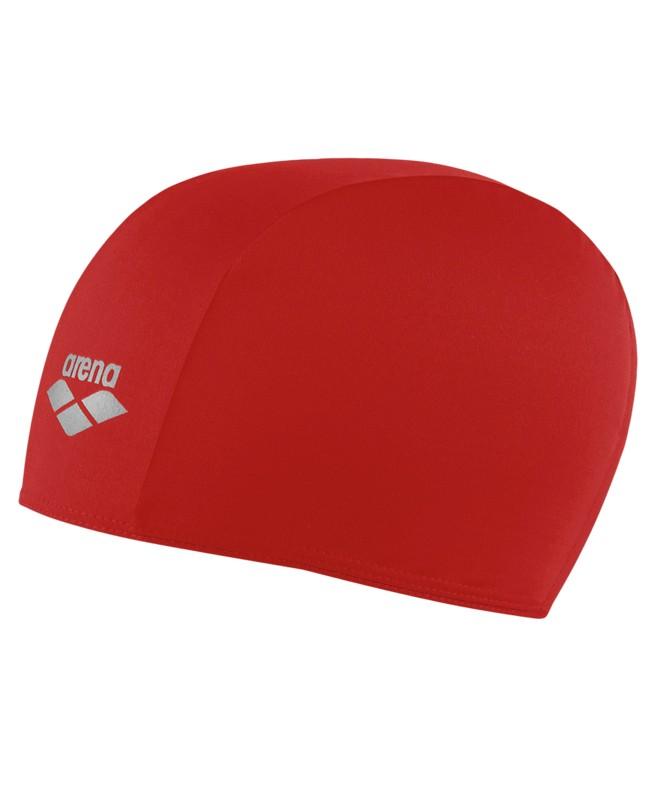 Купить Шапочка для плавания Arena Polyester Red 91111,