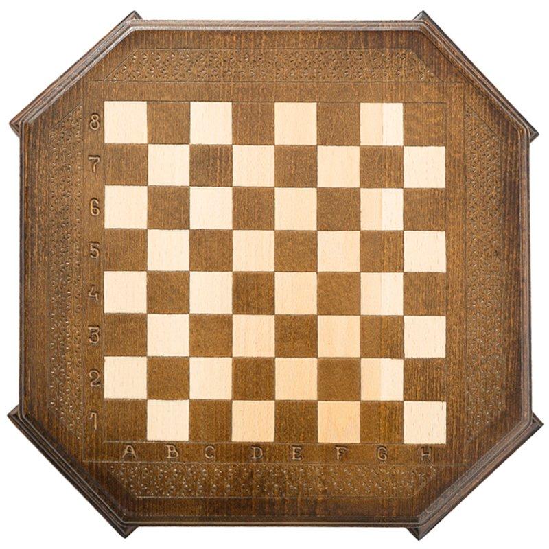 Купить Шахматы Haleyan восьмиугольные 30, Шахматы, шашки, нарды