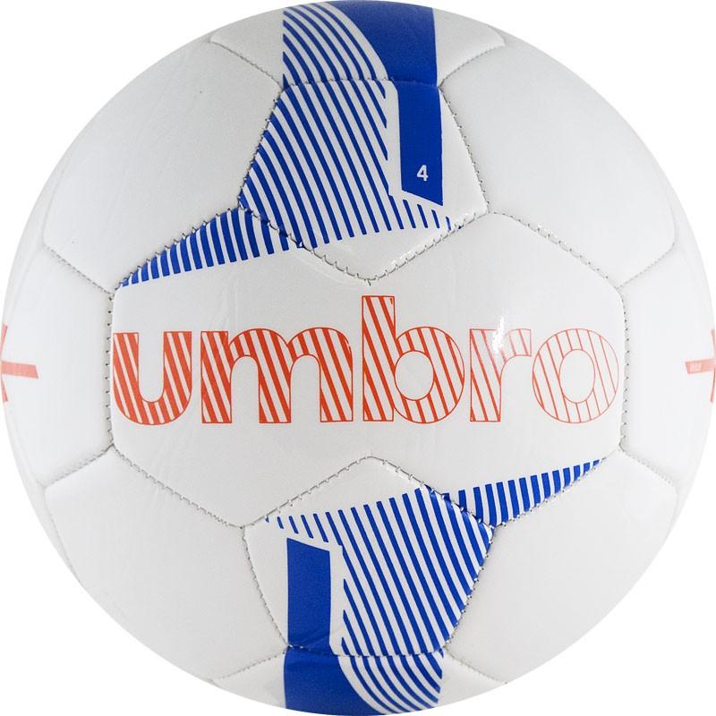 Мяч футбольный Umbro Veloce Supporter Ball р.3 бел\син\красн. мяч футбольный любительский р 5 umbro veloce supporter 20808u stt